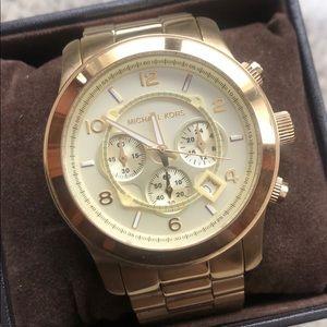 Michael Kors Men's Chronograph Stopwatch VD54